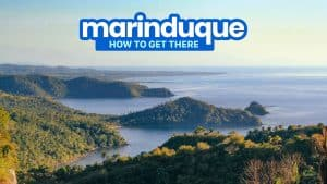 How to Get from MANILA TO MARINDUQUE: By Plane, RoRo Bus or Ferry