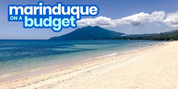 MARINDUQUE TRAVEL GUIDE with Budget Itinerary 2019