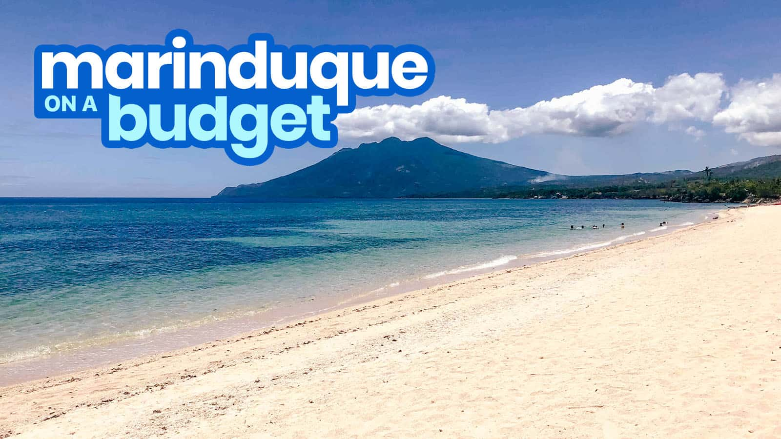 MARINDUQUE TRAVEL GUIDE with Budget Itinerary