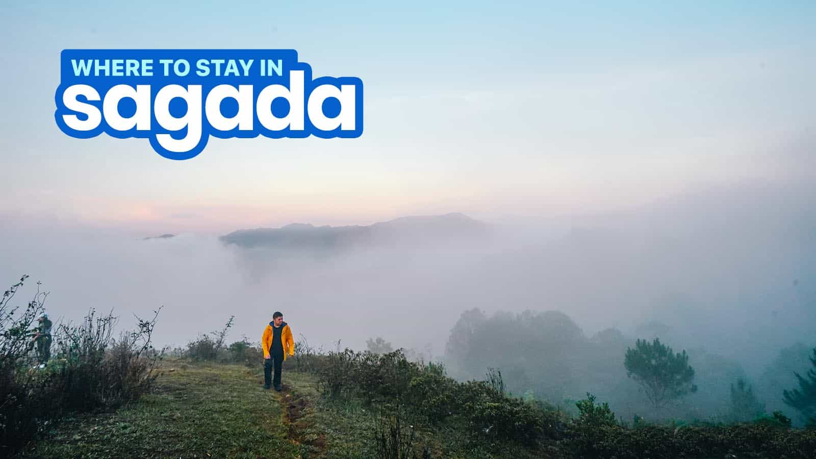 LIST OF ACCREDITED SAGADA HOTELS, HOSTELS & HOMESTAYS
