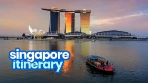 SINGAPORE ITINERARY: 12 Best Things to Do & Places to Visit