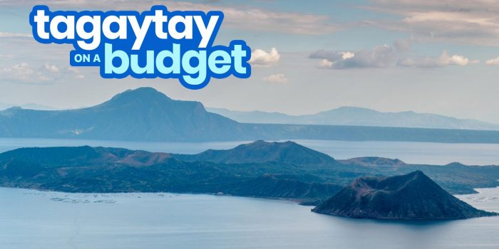 2019 TAGAYTAY TRAVEL GUIDE with Budget Itinerary