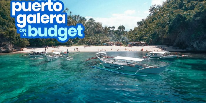 2019 PUERTO GALERA TRAVEL GUIDE with Budget Itinerary