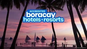 2019 LIST OF ACCREDITED BORACAY RESORTS, HOTELS & HOSTELS