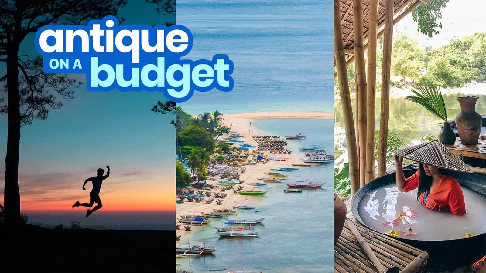 2019 ANTIQUE TRAVEL GUIDE with Budget Itinerary