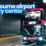 MELBOURNE AIRPORT TO CITY CENTER: The Cheapest & Easiest Way