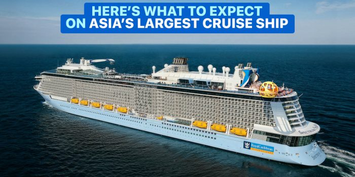 Royal Caribbean SPECTRUM OF THE SEAS: Cruise Guide for First-Timers