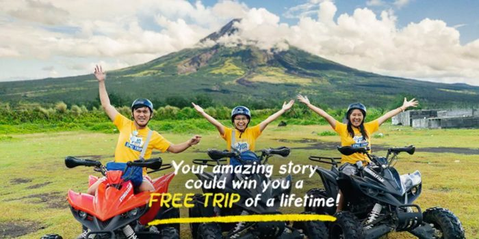 Win a 7-Day Trip Around the Philippines! Join Cebu Pacific's Juan for Fun 2019!