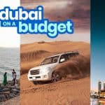 DUBAI TRAVEL GUIDE with Budget Itinerary