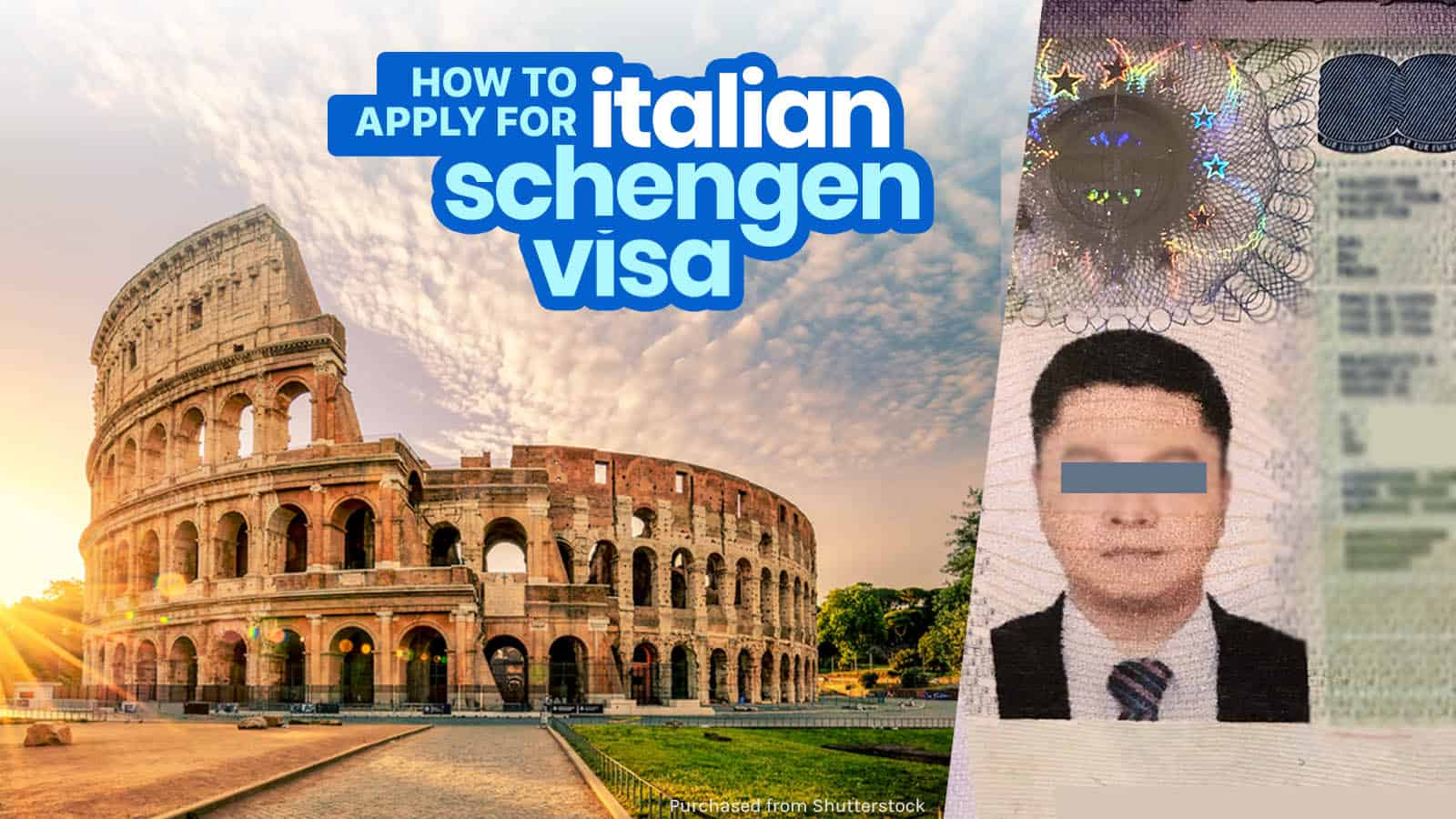 ITALIAN SCHENGEN VISA Requirements & Application Process 2019 (VIA Center)