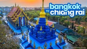 BANGKOK TO CHIANG RAI: By Train, Bus or Plane