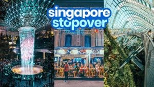 SINGAPORE STOPOVER / LAYOVER: Changi Airport Tips & Best Things to Do