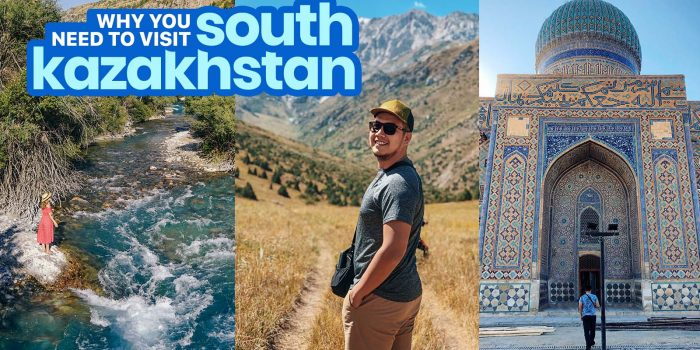 10 BEST THINGS TO DO IN TURKISTAN (South Kazakhstan Region)