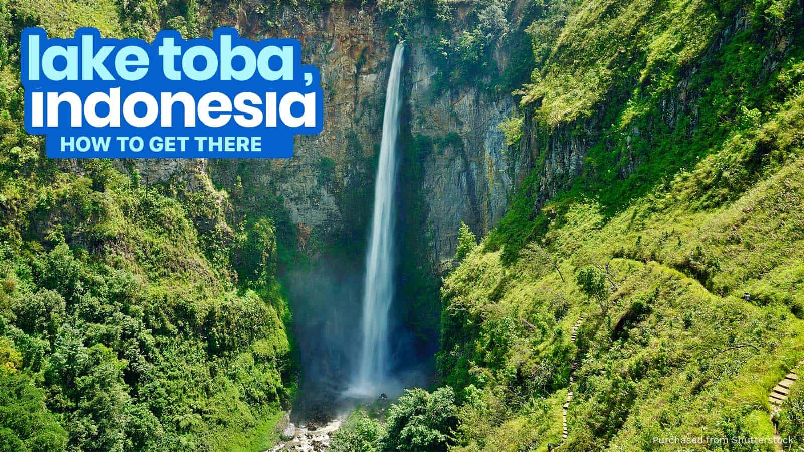 HOW TO GET TO LAKE TOBA, INDONESIA