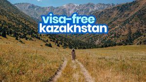 VISA-FREE KAZAKHSTAN: 12 Places to Visit & Things to Do