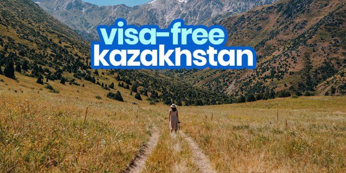 VISA-FREE KAZAKHSTAN: 12 Places to Visit & Things to Do