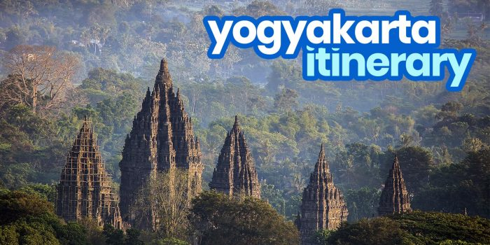 YOGYAKARTA ITINERARY: 8 Best Things to Do