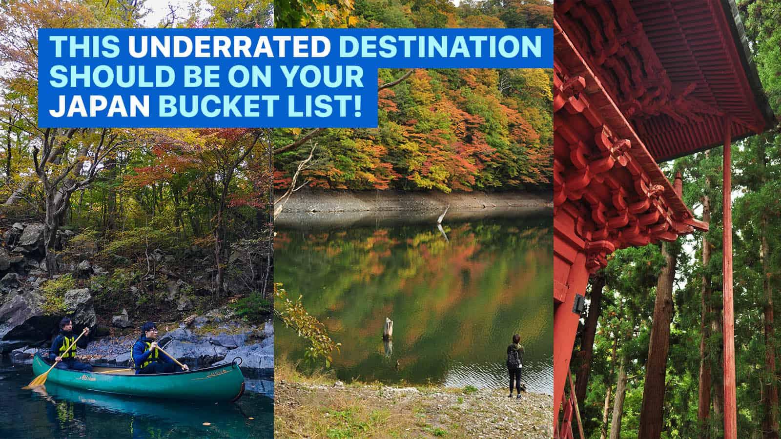 AOMORI & AKITA PREFECTURES: 12 Best Things to Do