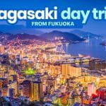 NAGASAKI DAY TRIP FROM FUKUOKA: A Sample DIY Itinerary