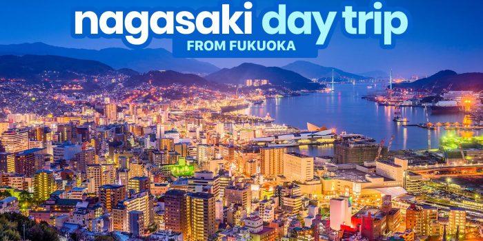 NAGASAKI DAY TRIP FROM FUKUOKA: A Sample DIY Itinerary