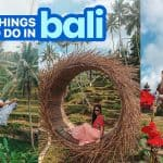 21 BEST THINGS TO DO IN BALI