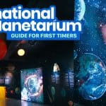 NATIONAL PLANETARIUM MANILA: Entrance Fee, Schedule & Other Tips