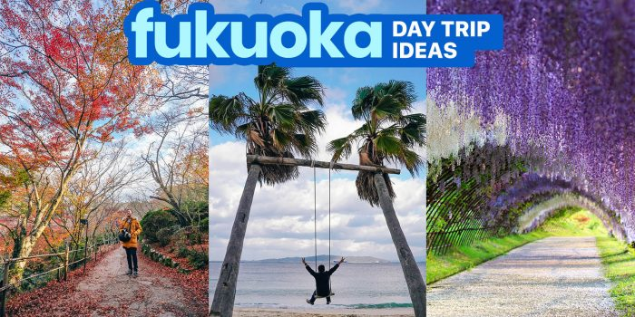 11 DAY TRIP DESTINATIONS FROM FUKUOKA