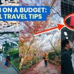JAPAN ON A BUDGET: 20 Practical Tips for Backpackers