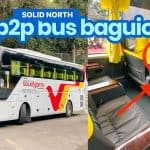 SOLID NORTH P2P BUS: PITX TO BAGUIO Schedule & Fare