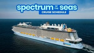 Royal Caribbean SPECTRUM OF THE SEAS: Cruise Schedule 2020-2021