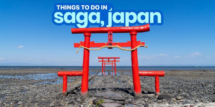 13 BEST THINGS TO DO in SAGA, JAPAN