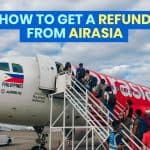 AIRASIA: How to Get a REFUND for Canceled or Rescheduled Flights