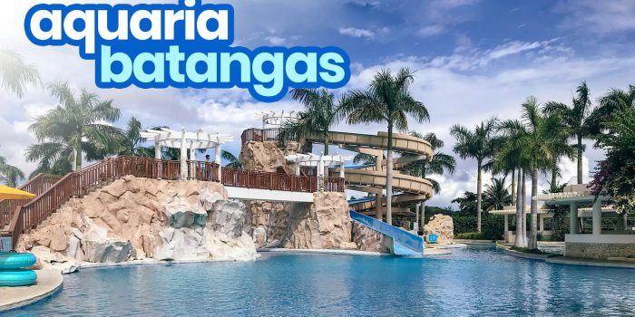 AQUARIA WATER PARK, CALATAGAN: Travel Guide with Itinerary & Budget