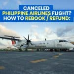 PHILIPPINE AIRLINES: How to REBOOK / REFUND for Canceled Flights Due to Covid-19 thru MyPAL Request Hub