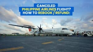 PHILIPPINE AIRLINES: How to REBOOK or Get a REFUND Online for Canceled Flights Due to Covid-19