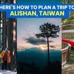 ALISHAN, TAIWAN: TRAVEL GUIDE with Sample Itinerary