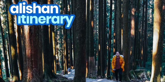 ALISHAN ITINERARY: 12 Best Things to Do & Places to Visit