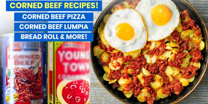 12 Easy & Budget-Friendly CORNED BEEF RECIPES