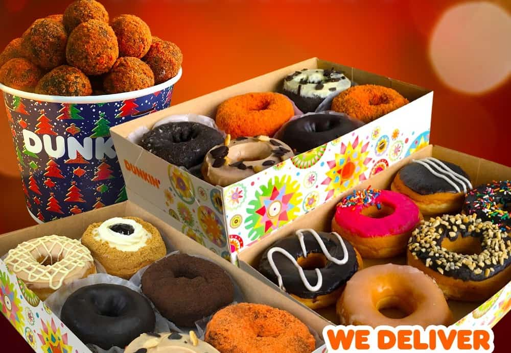DONUT DELIVERY: Open Branches of Krispy Kreme, J.Co ...