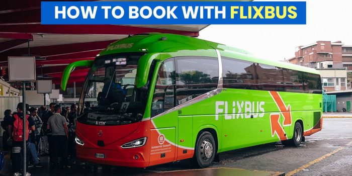 IS FLIXBUS LEGIT? How to Book Online? How to Board?