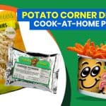 POTATO CORNER DELIVERY: How to Order Cook-at-Home Packs