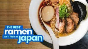 TOP 10 RAMEN We Have Tried in JAPAN (Our Favorites!)