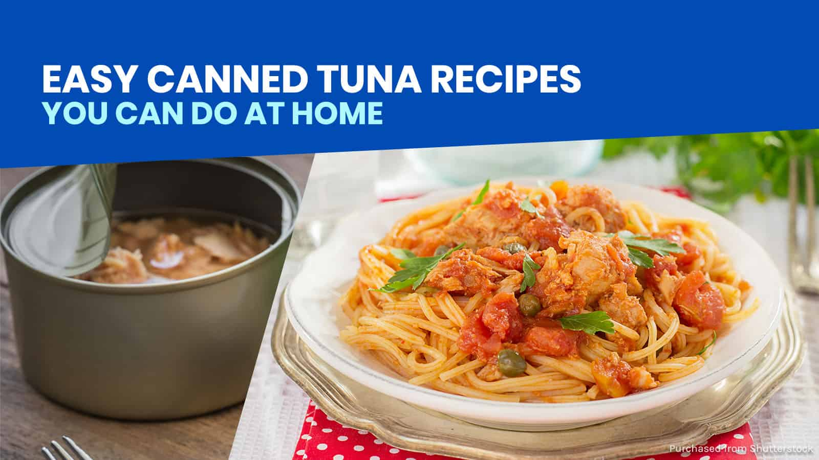 12 Easy Canned Tuna Recipes You Can Do At Home The Poor Traveler Itinerary Blog