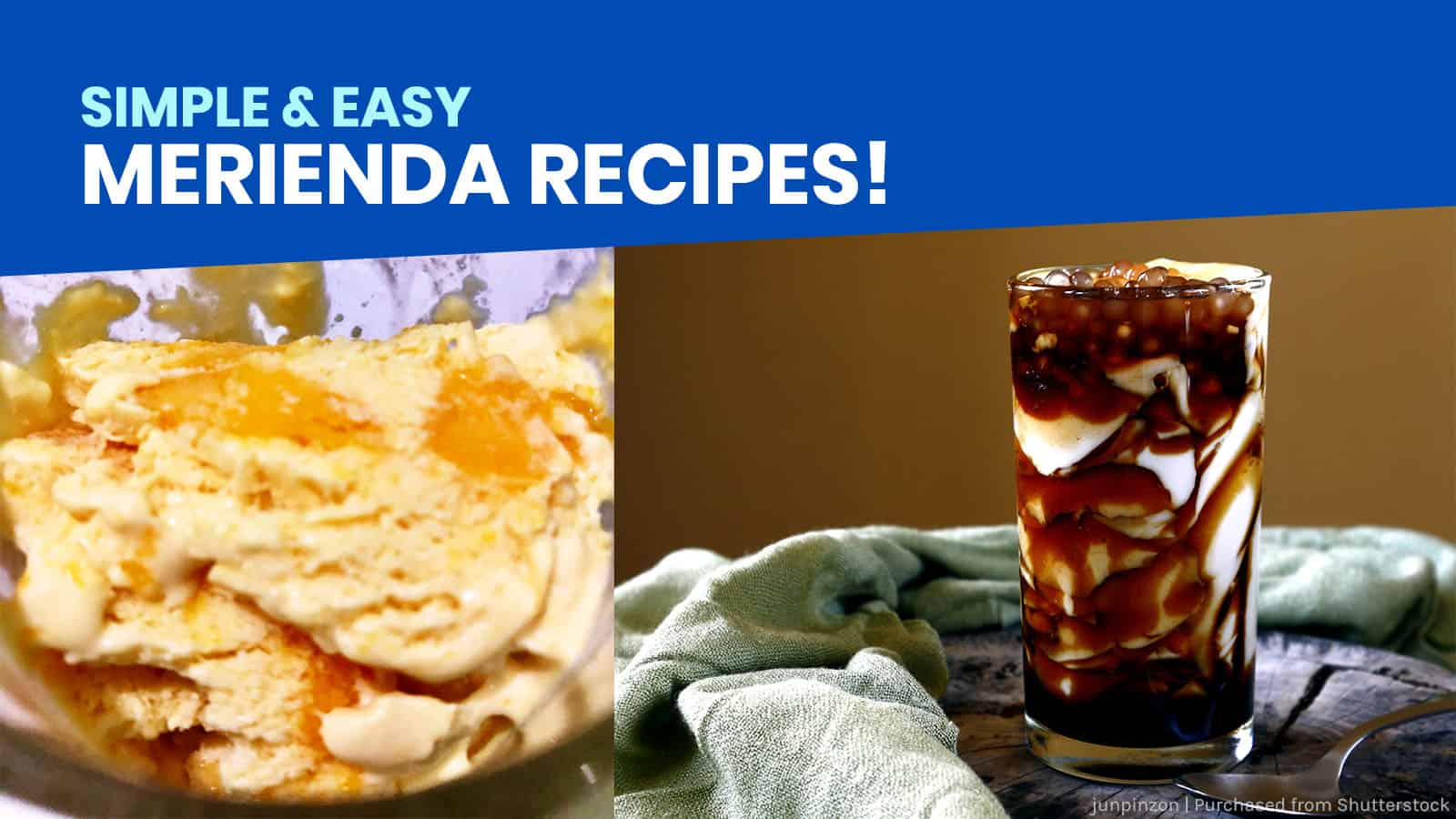 10 EASY MERIENDA RECIPES You can Try at Home!