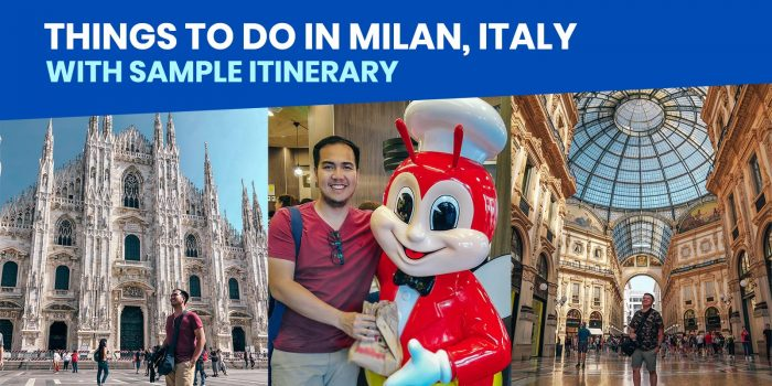 MILAN ITINERARY: 25 Best Things to Do & Places to Visit