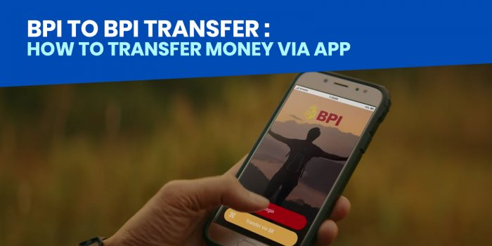 BPI to BPI: How to Transfer Money via BPI Mobile App