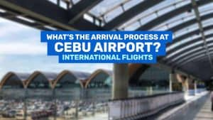 CEBU AIRPORT: New International Arrival Process (Step-by-Step Guide for OFWs & Non-OFWs)