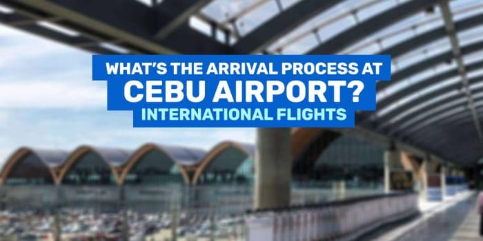 2021 CEBU AIRPORT International Arrival Process (Step-by-Step Guide for OFWs & Non-OFWs)