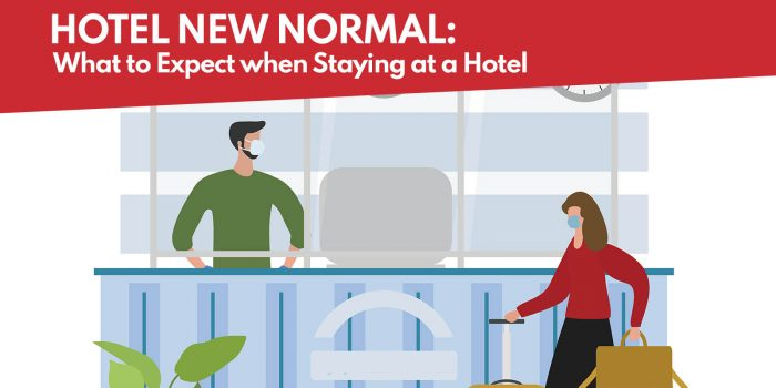 HOTEL NEW NORMAL GUIDELINES: What to Expect when Staying at a Hotel