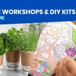 8 ONLINE WORKSHOPS & DIY KITS Available on Klook
